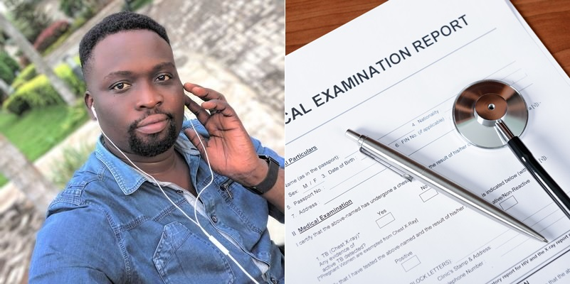 Man forges medical report to break up with his girlfriend after she demanded N5m for wedding