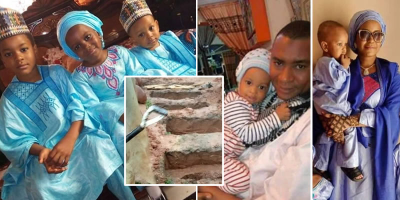 Couple and their 3 children die in ghastly accident enroute Jigawa