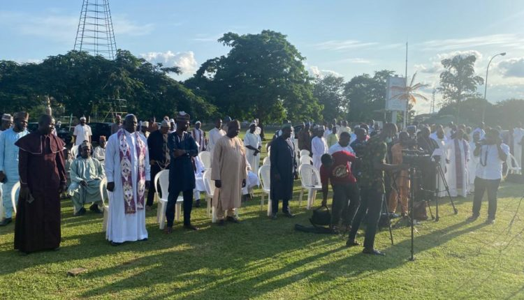 Independence Day: Inter-Faith Group Commences Prayers for Nigeria, PMB