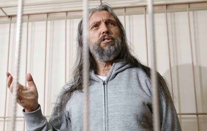 Jesus Christ arrested for extorting money and illegal religion in Russia