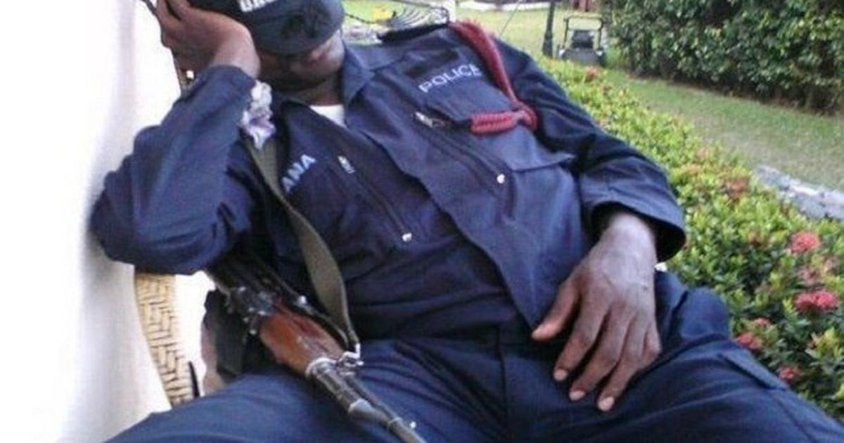 'Reduce your sex rounds', top Ghanaian police officer advises personnel ahead of election