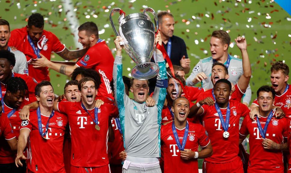 Bayern Munich beat Sevilla 2-1 to win UEFA Super Cup