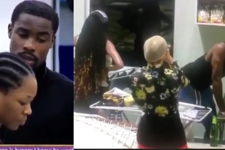 BBNaija 2020: Nothing wrong in washing Vee's pants – Nigerian celebrities defend Neo
