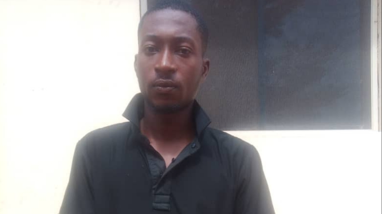 Police arrest man 26, for allegedly raping a 10-year-old girl in Anambra