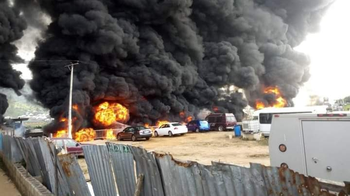 Tragedy as cleric loses 6 children; bizman, wife and 3 kids perish in Kogi tanker accident