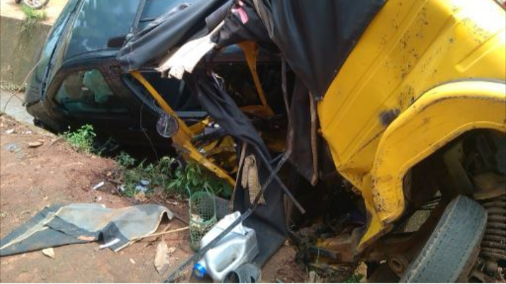 Tragedy as fatal accident kills child, injures four in Abia