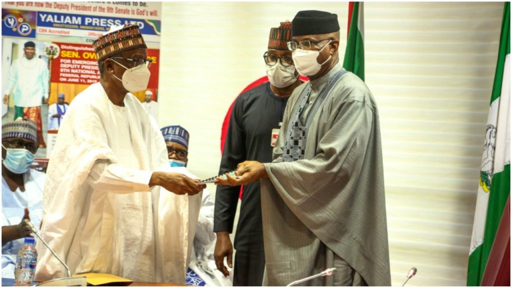 Deputy Senate President hints on possibility of new states creation