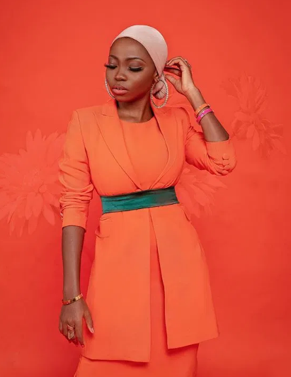 Instagram comedienne, Taaooma shares stunning new photos