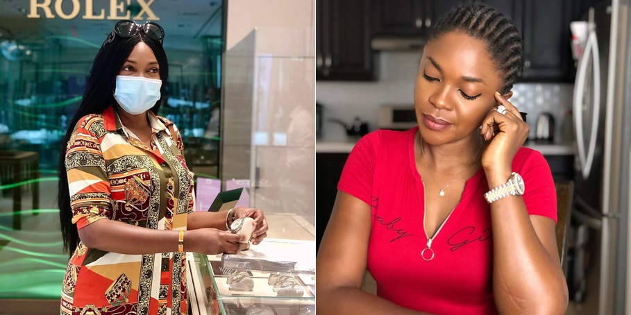 'It's important you take care of yourself'- Nollywood Actress Omoni Oboli writes open letter to women