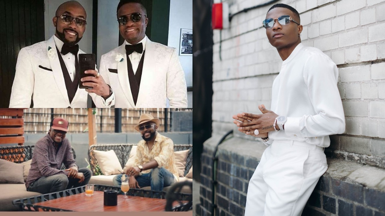 Wizkid thanks Banky W, Tunde Demuren for changing his life