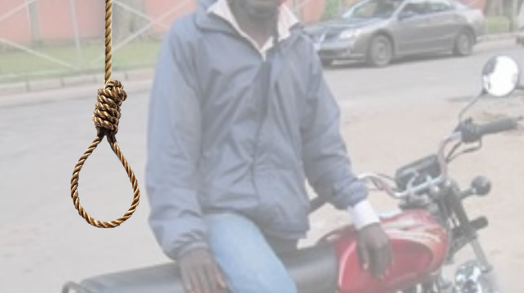 22-yr-old Okada rider and only son of parent commits suicide in Oyo