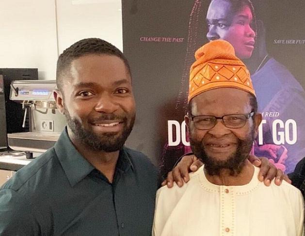 British-Nigerian actor, David Oyewole's father dies of colon cancer