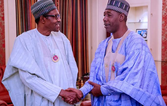 Buhari condemns attack on Zulum's convoy, killings of security agents