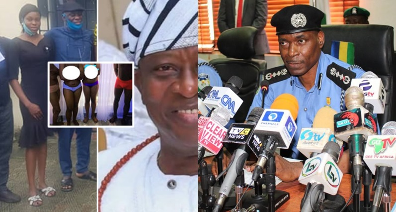 IGP reacts to the alleged dehumanising treatment of staff by ex-Nigerian Minister, Kenneth Gbagi