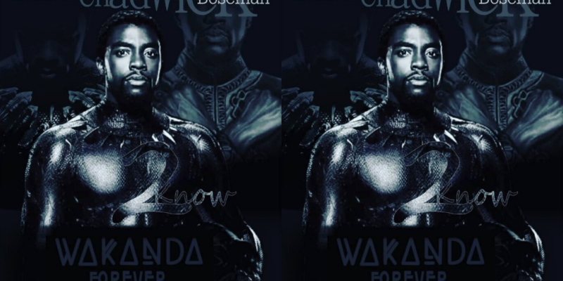 Nigerian singer pays tribute to late Chadwick Boseman