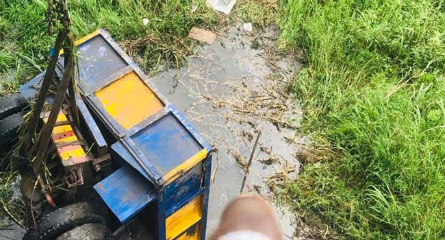 Three dead as truck plunges into Epe River