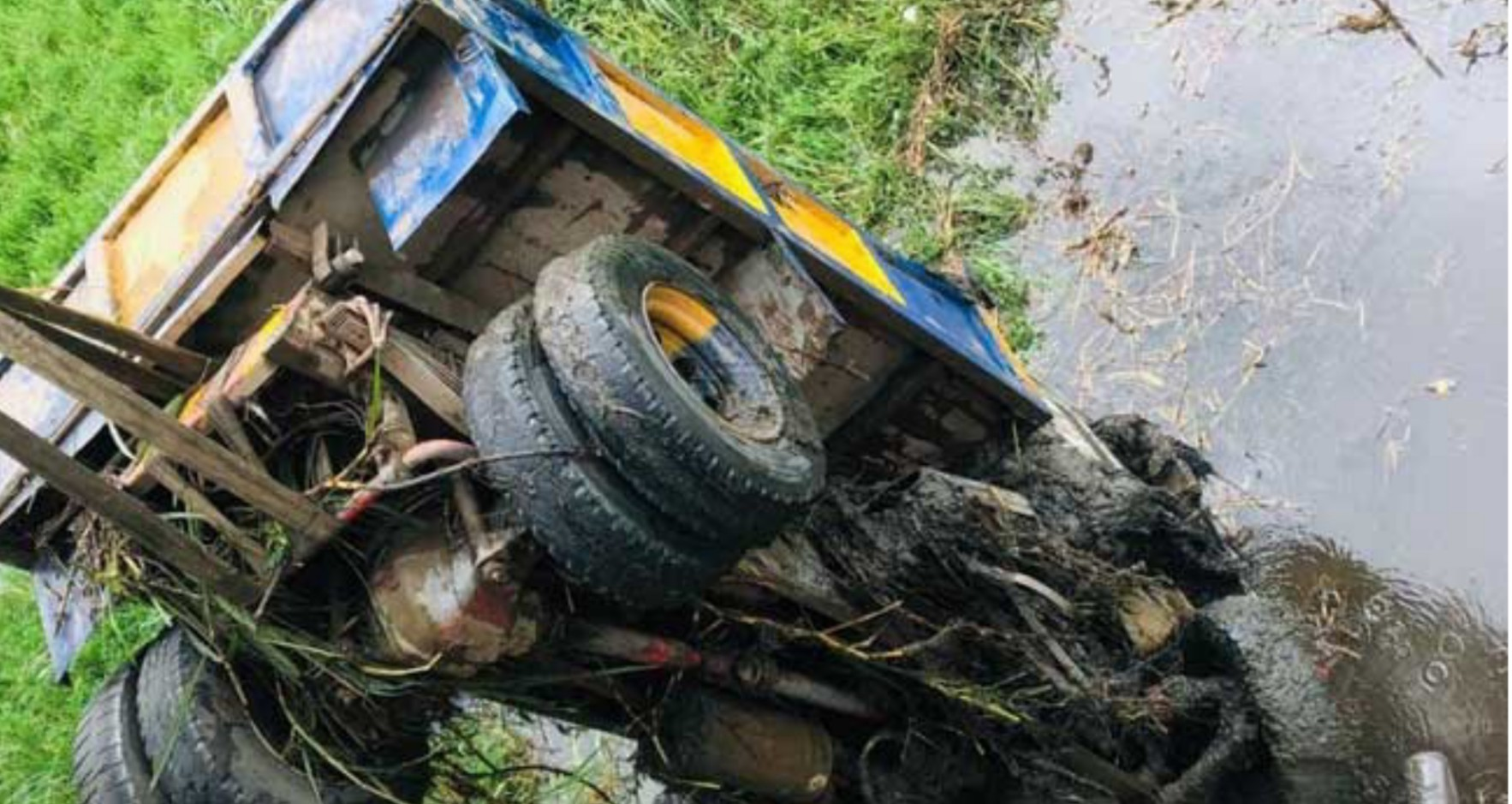 Three dead, several missing as truck plunges into Epe River