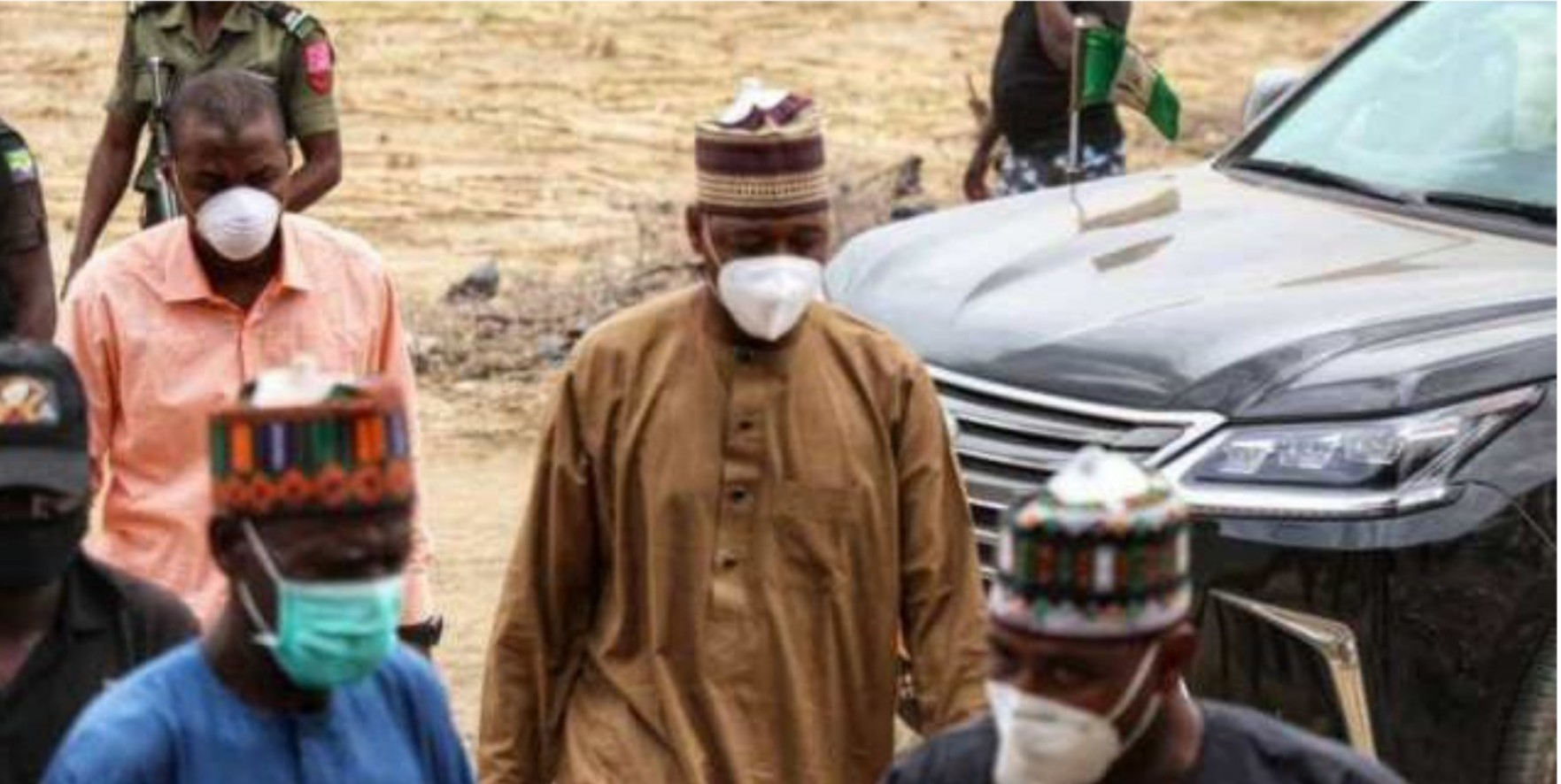 UPDATE: Death toll in Gov Zulum's convoy attack rises to 30