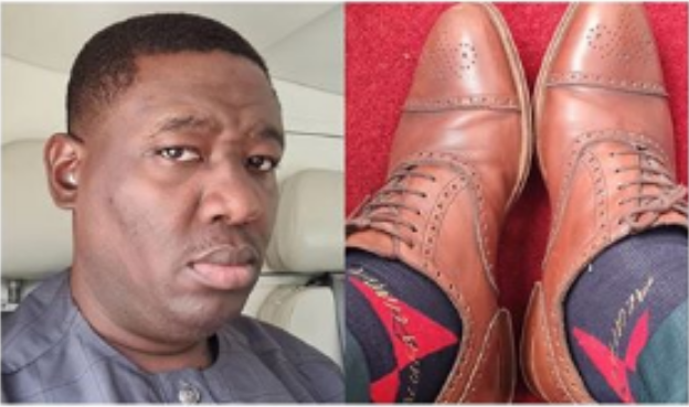 Adeboye reveals he wore same shoe for weeks, reveals why