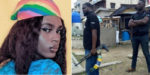 SARS officers allegedly assault crossdresser, Onyx Godwin
