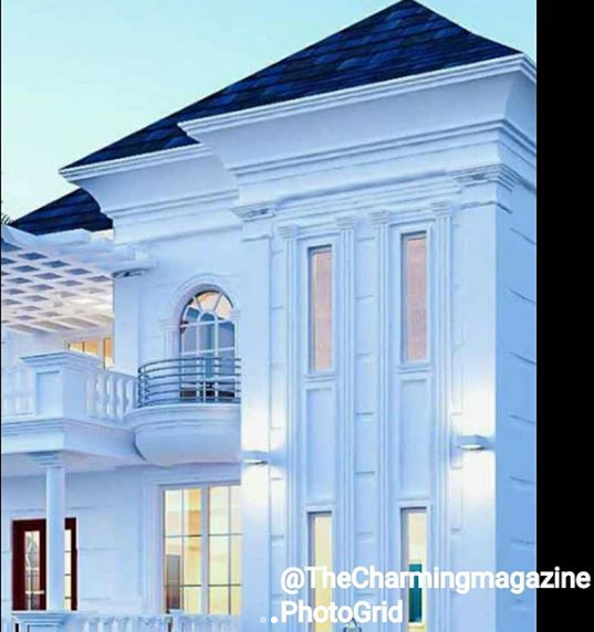 Actress Biodun Okeowo joins league of 'landlords' owners as she splashes millions on mansion