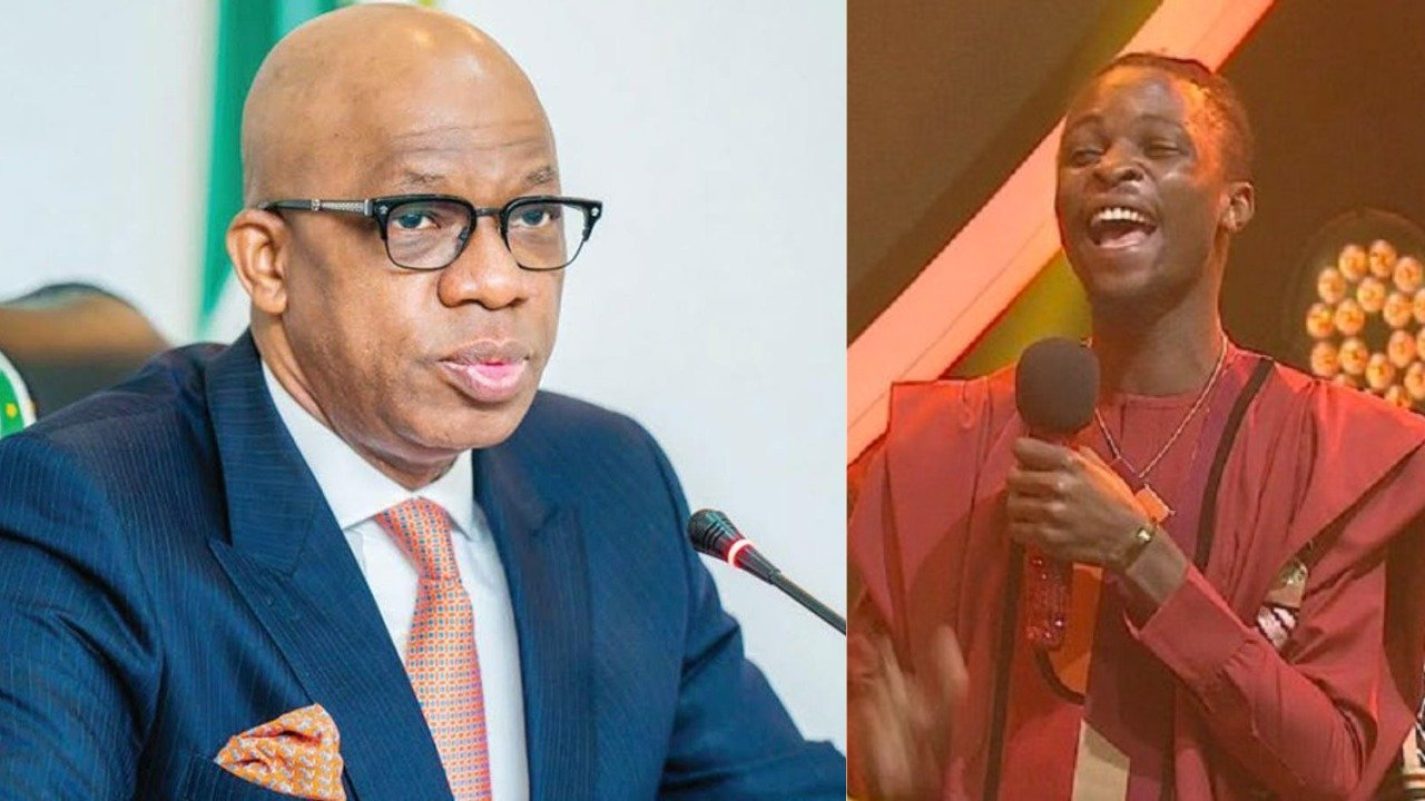 BBNaija: Gov Dapo Abiodun congratulates Laycon