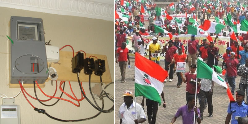 BREAKING: Labour suspends nationwide strike, protests; Govt to suspend hiked electricity tariff for 2-wks