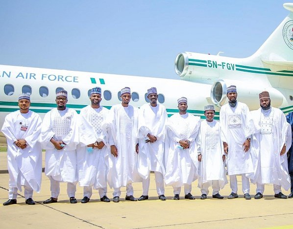 Buhari did not deploy presidential jet for my wedding, Bashir Ahmad opens up