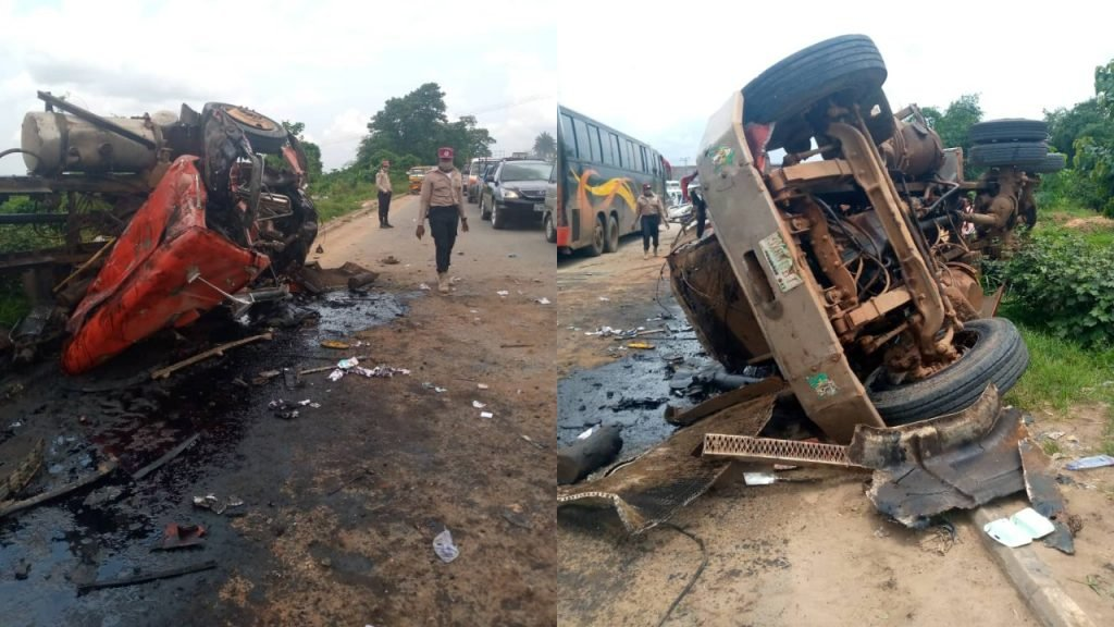 Four die, others injured in Anambra road crash