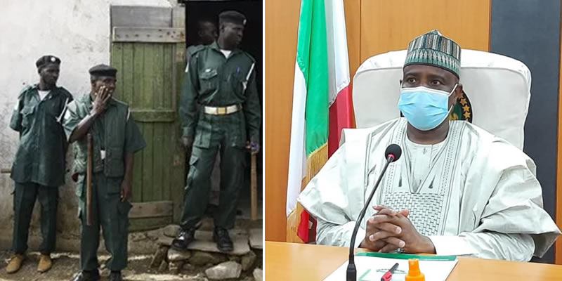 Governor Tambuwal disbands Sokoto Shari'a police over power tussle