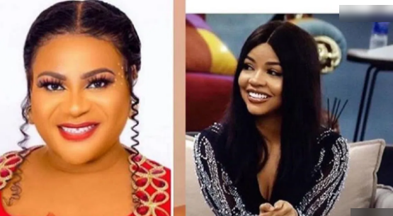 Nkechi Blessing threatens to beat up Nengi and her management team after they called her out
