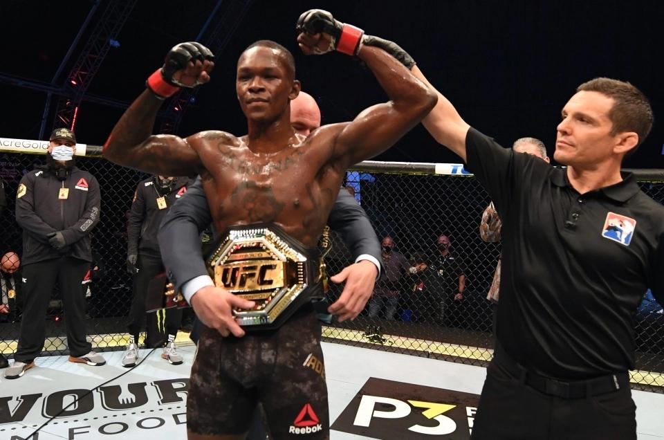 UFC: Adesanya pockets $.6m from Costa win