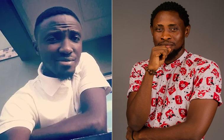BBNaija's TrikyTee mourns as he loses close friend, Richard Wetkos Dayom, to police chase in Ogun
