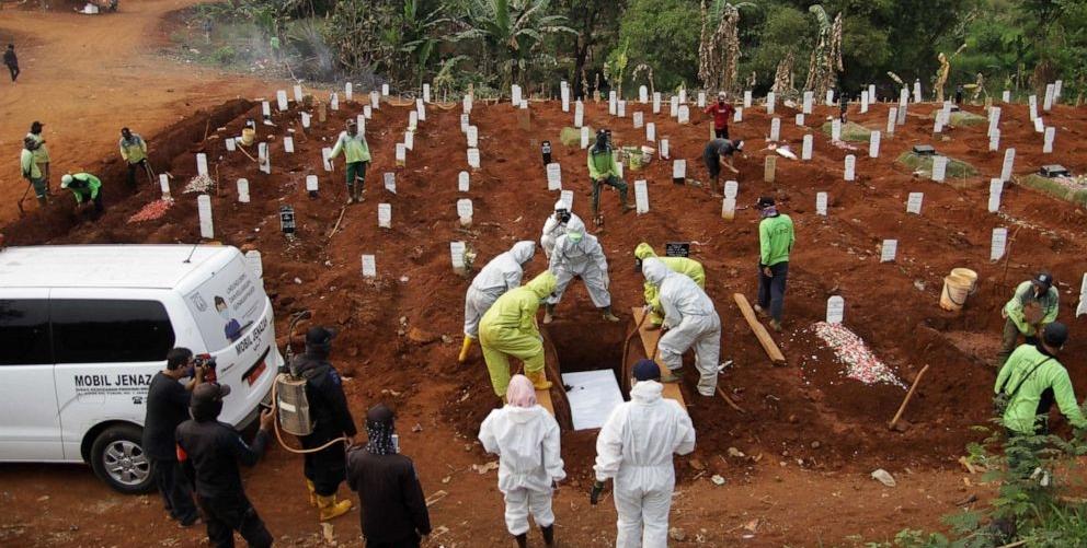 Coronavirus death toll surpasses 1 million globally