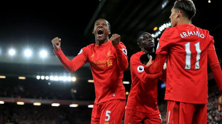 EPL: Liverpool fight back to beat Arsenal