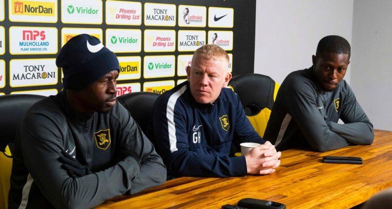 Former Super Eagles defender Efe Ambrose gets coaching role at Scottish Club Livingston