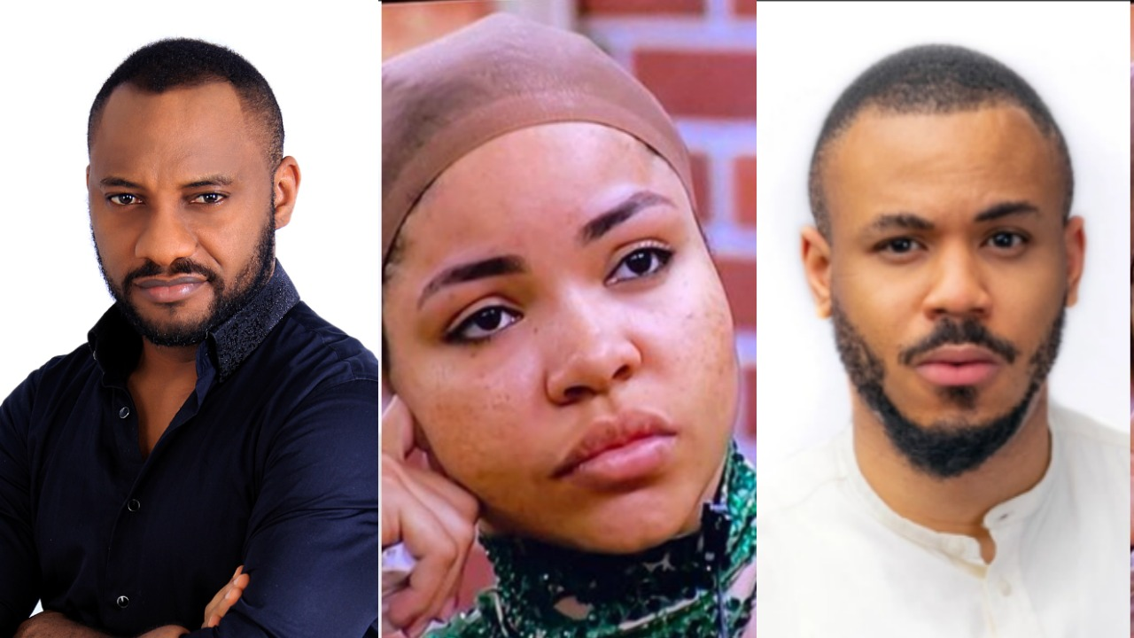 Nollywood actor, Yul Edochie lambasts BBNaija ex housemate, Ozo, says he is not a real man