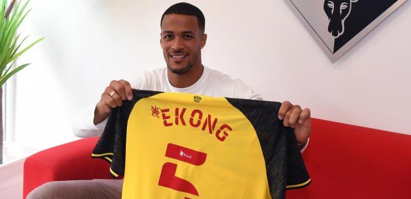 Super Eagles defender Troost-Ekong joins Watford