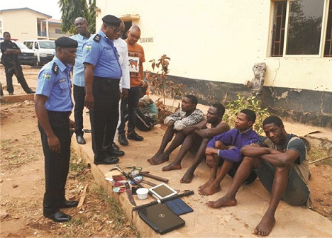Notorious cultist sentenced to death by hanging over murder in Ekiti