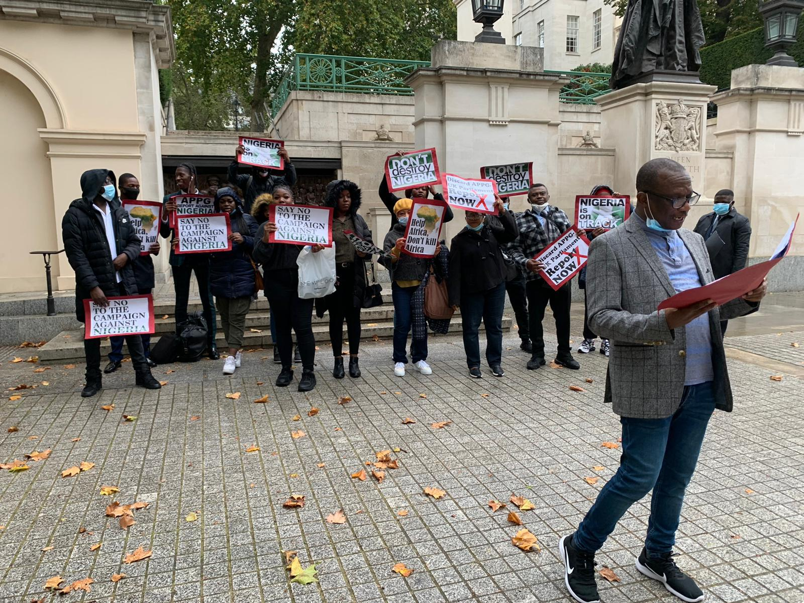 Activists ask Commonwealth Secretary-General to discard APPG letter on Nigeria