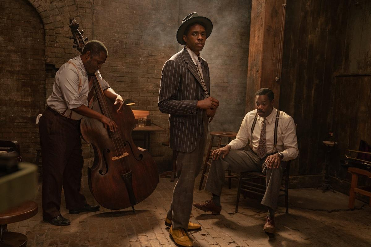 Chadwick Boseman: Netflix Shares Images of New Movie Starring Late Actor