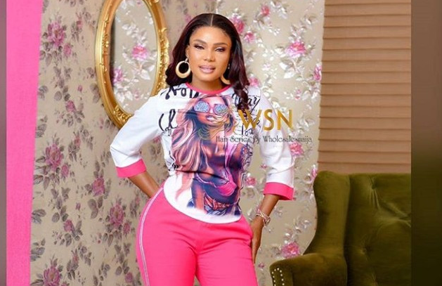 I was called block head - Iyabo Ojo advises followers not to allow people talk them down