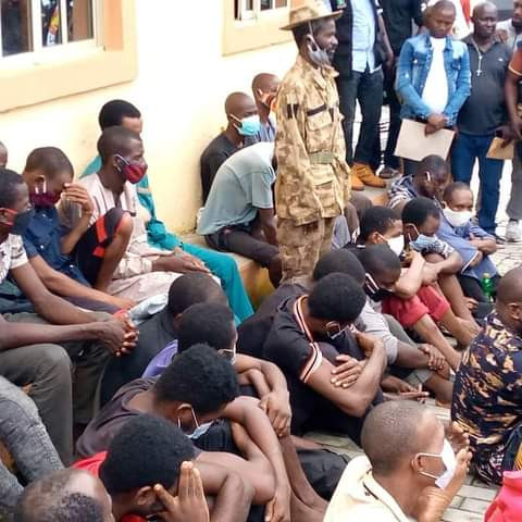 Suspect reveals how 50 kidnap victims who could not get ransoms were killed