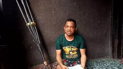Nollywood Actor, Kingsley Orji 'Egbeigwe Left Crippled After Getting Involved In A Car Accident