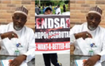 "Ambassador Coomassie apologizes for telling Buhari to use ""Iron-fist"" on #ENDSARS Protesters"