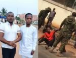 VIDEO: Soldiers Who Assaulted Young Man In Asaba Arrested, Gwamnishu Says