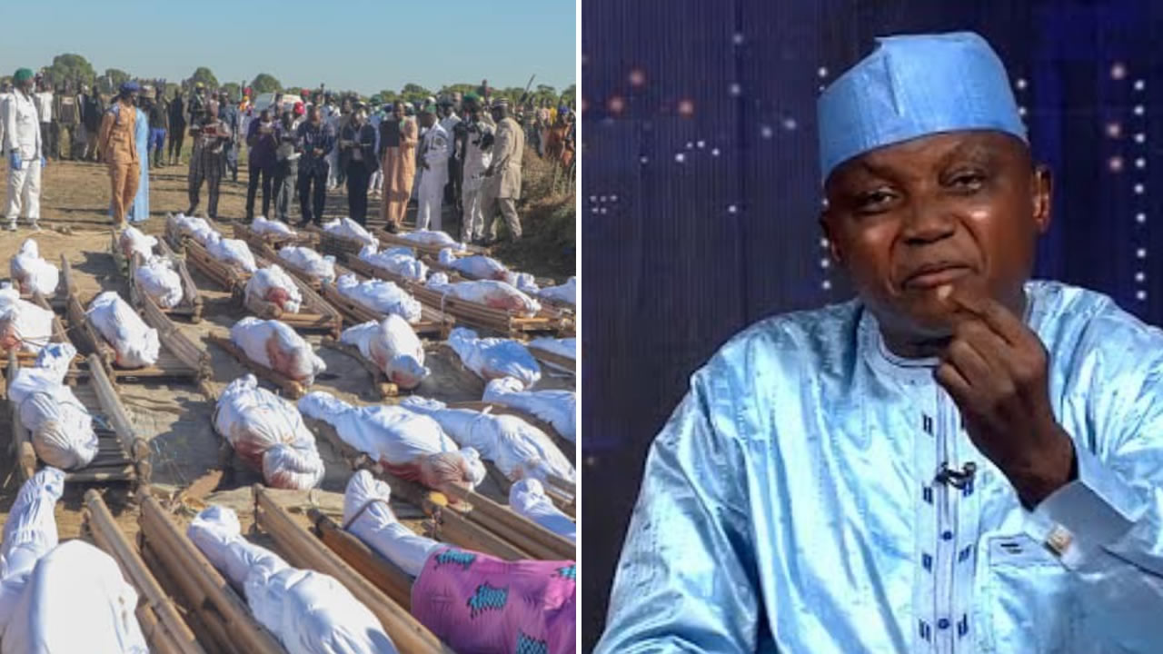 Farmers Killed In Borno Did Not Get Military Clearance To Go To The Fields, Says Garba Shehu