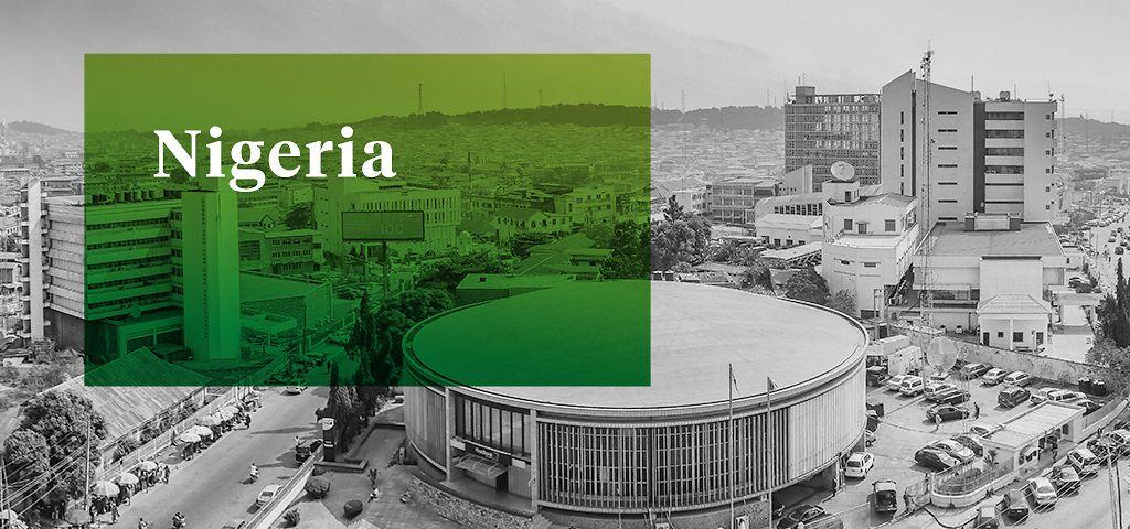 Nigeria depict