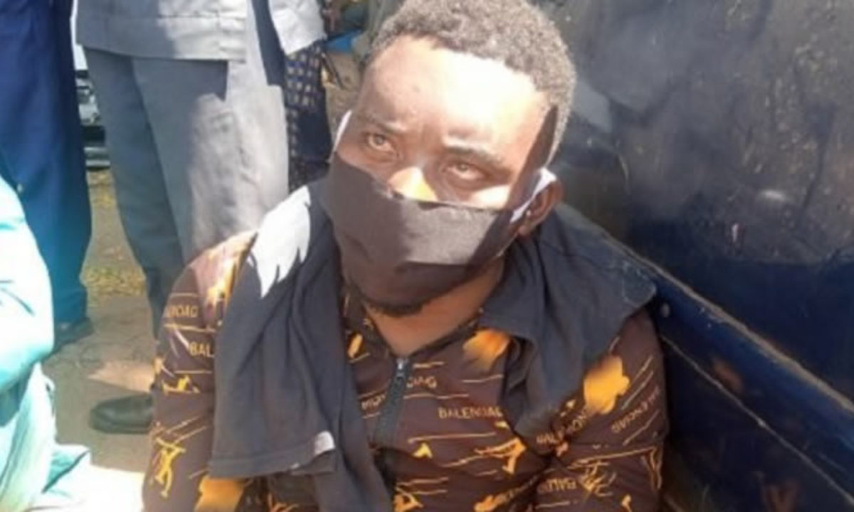 Run-away-soldier' who killed his mother in Kaduna reveals why