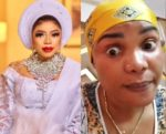 """ Stay humble"" - Bobrisky writes after Iyabo Ojo tackled entitled fans who always ask her for money"